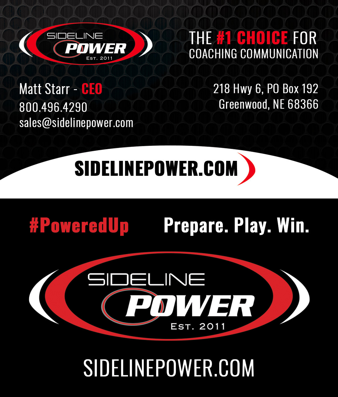Sideline power business card damien sterling web designer sideline power business card damien sterling web designer memorable web print media colourmoves
